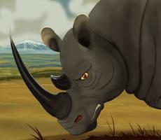 You've Been Gone a Long Time | Herr Rhino by Nala15
