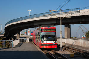 Below the Bridge by TramwayPhotography