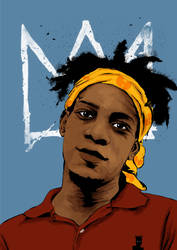 Basquiat by artwarriors
