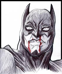 BATMAN! by SpencerPenfold
