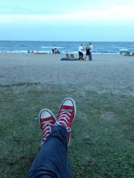 At the beach by gab226789