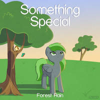 Something Special Forest Rain Album Cover by PrettyKitty