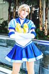 Sailor Uranus by PrettyKitty