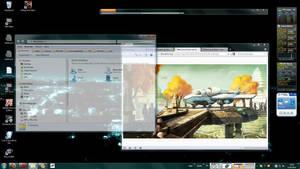 Windows 7 Ultimate by N3Cr0t1C