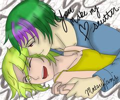 You Make My Heart Stutter by MatsuKami