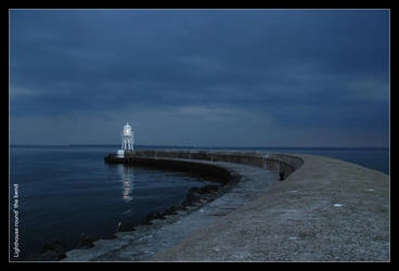 Lighthouse round' the bend by SubSonic