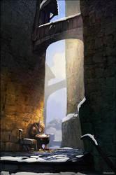 The Monk by KarlsonKracher
