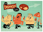 Clambake Family Guy by Montygog
