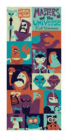 MOTU Skeletor Evil Warriors by Montygog