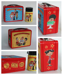 Whats Happening Lunchbox by Montygog