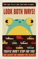 Froggys Lament by Montygog