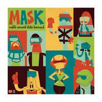 MASK by Montygog