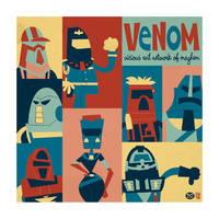 Venom by Montygog
