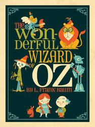 Wonderful Wizard of Oz by Montygog