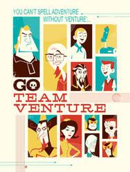 Go Team Venture by Montygog