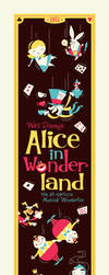 Alice in Wonderland 1951 by Montygog