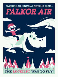 Falkor Air by Montygog