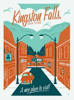 Kingston Falls by Montygog