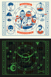 Time Bandits by Montygog