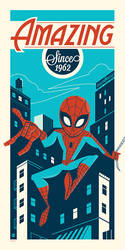 Amazing Since 1962 by Montygog