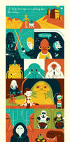 Return of the Jedi by Montygog