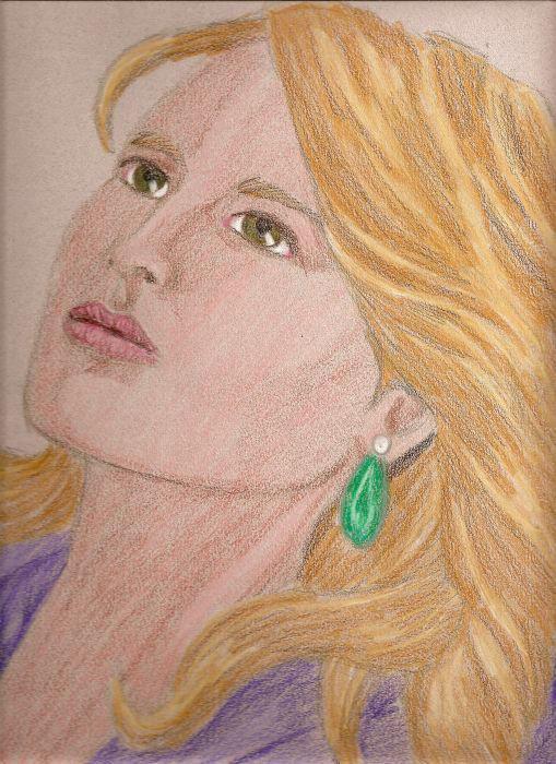Portret XVI by DoctorValkyrie