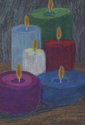 Candles VII by DoctorValkyrie