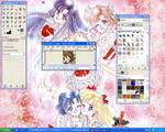 Holiday Desktop by Butterscotch25