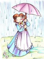 Rainy Day Walk by Butterscotch25