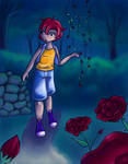 The Rose Forest by Butterscotch25