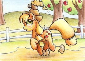 Applejack by Butterscotch25