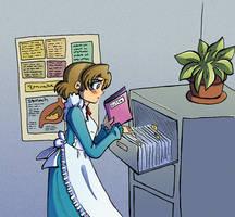 Nurse Elli by Butterscotch25