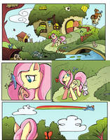 MLP Comic Teaser Page by Butterscotch25