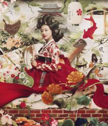 Empress by JKeyYuan