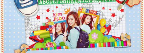 Kim Jisoo by JKeyYuan