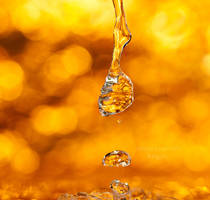 HONEYED DROP by ArwenArts