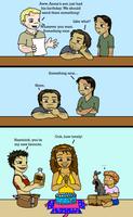 Chibi Comic: Gifts by Regendy