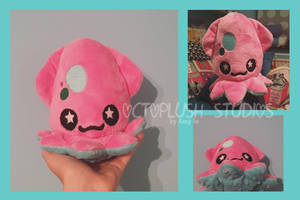 Squiddly-Kevin the Kraken Plush by Octoplush