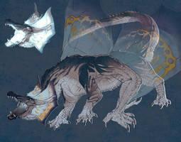 Zephyr - Dragon by Muraelle