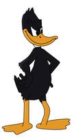 Daffy Duck Final by aldude999