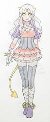 Trita Characterdesign by ZitroRay