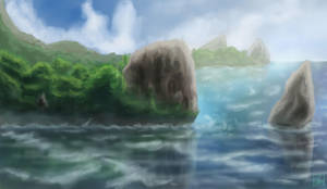Caribbean Isle 2 by Aon616