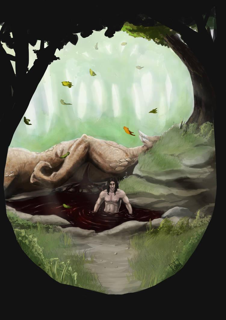Siegfried the Dragonslayer by Aon616