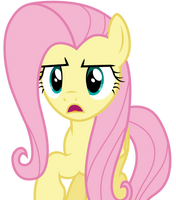 Fluttershy by CloudyGlow