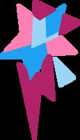 Starstreak cutie mark by CloudyGlow