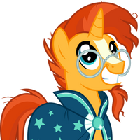 Wide-eyed Sunburst by CloudyGlow