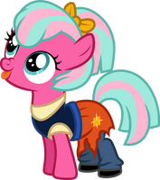 Twirly Treats as Anne Marie  by CloudyGlow