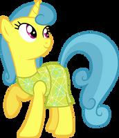 Lemon Hearts as Joy by CloudyGlow