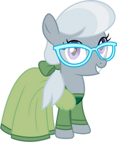 Silver Spoon Belle by CloudyGlow