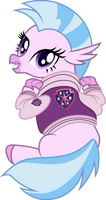 Sporty Silverstream by CloudyGlow
